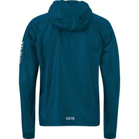 GORE WEAR R7 Gore-Tex Shakedry Chaqueta con capucha Hombre, pacific blue